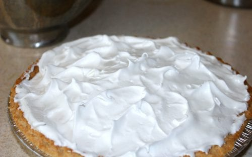 Lemon Meringue Pie | Easy Recipe | Dessert Recipes | DIY