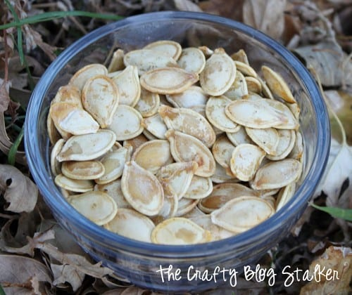 How to Make Toasted Pumpkin Seeds | Easy DIY Recipe Tutorial Idea | Roasted | pumkin | Baked | Salted