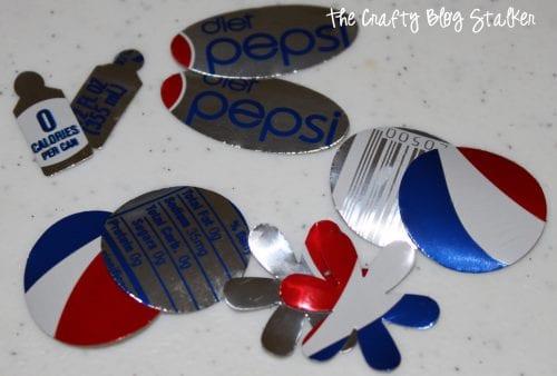 How to Make a Soda Can Key Chain | Easy DIY Craft Tutorial Idea | keychain | handmade | Diet Pepsi | Tassel