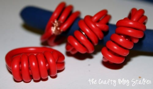 How to Make a Ring out of Electrical Wire, a jewelry tutorial featured by top US craft blog, The Crafty Blog Stalker.