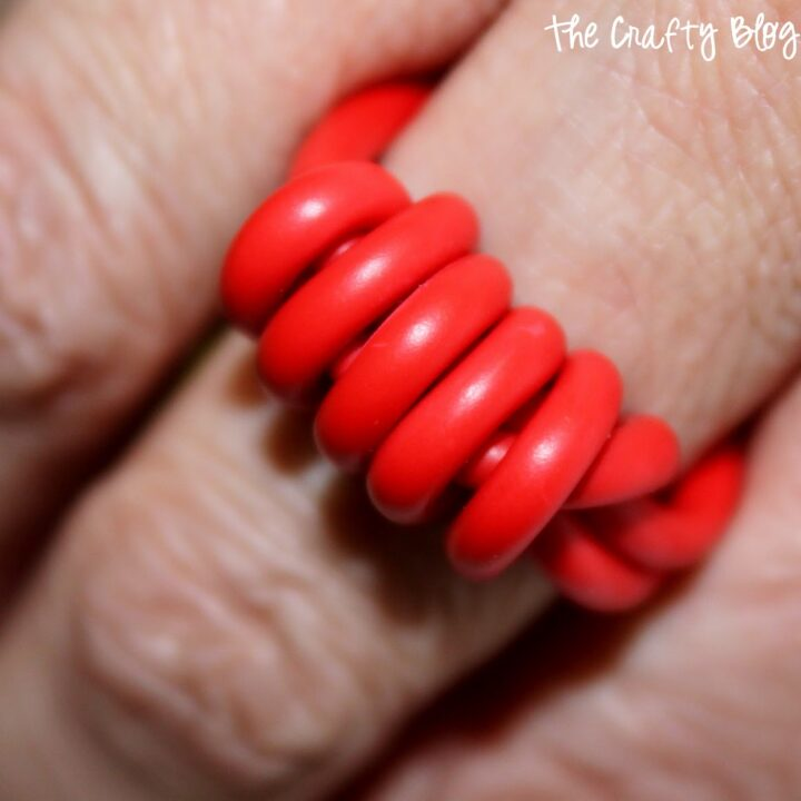 Electrical Wire Ring   DIY Jewelry   Tutorial   How to Make   Rings