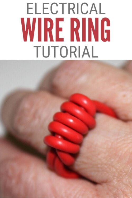 title image for How to Make an Electrical Wire Ring