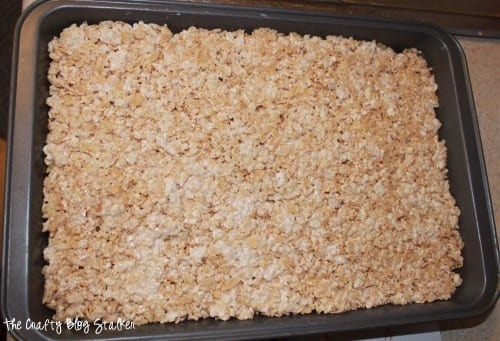 Rice Crispy Treat | Dessert Recipe | Recipe Ideas | Rice Crispy Treats | Marshmallows
