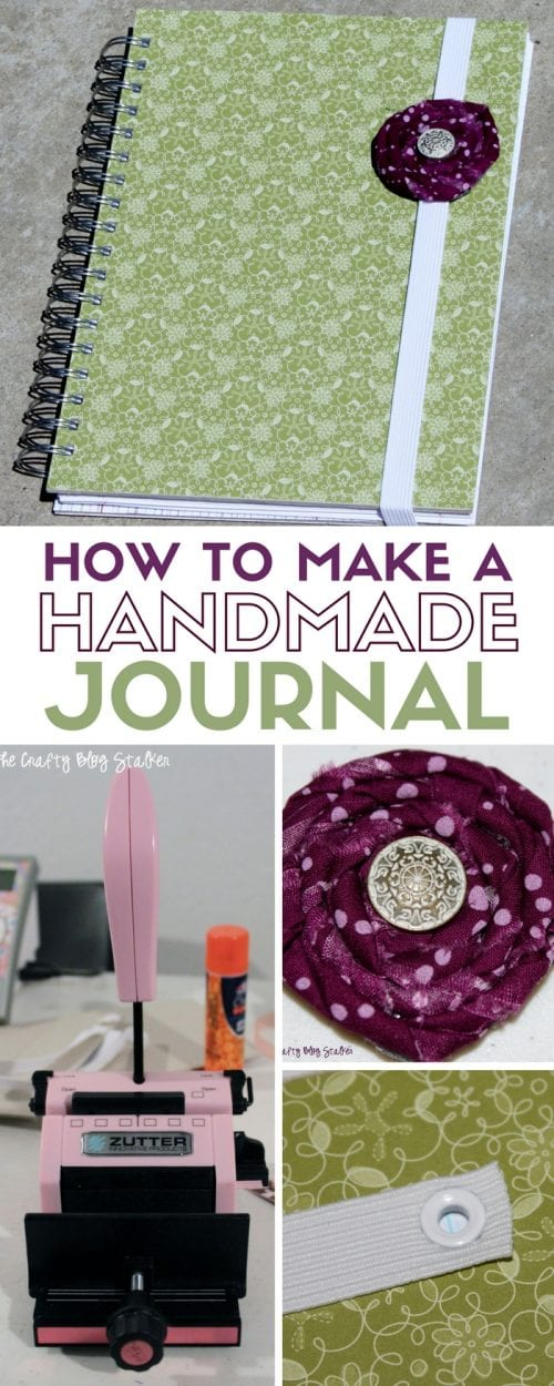 Handmade Journal | Diary | Notebook | Easy DIY | Tutorial