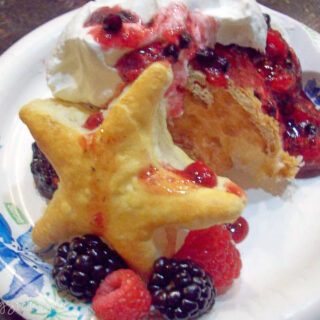 mixed berry patriotic dessert 6