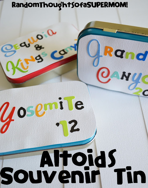 Don't throw away that empty Altoids tin, upcycle it into something fantastic. Fun DIY craft ideas that will inspire you to make something awesome!