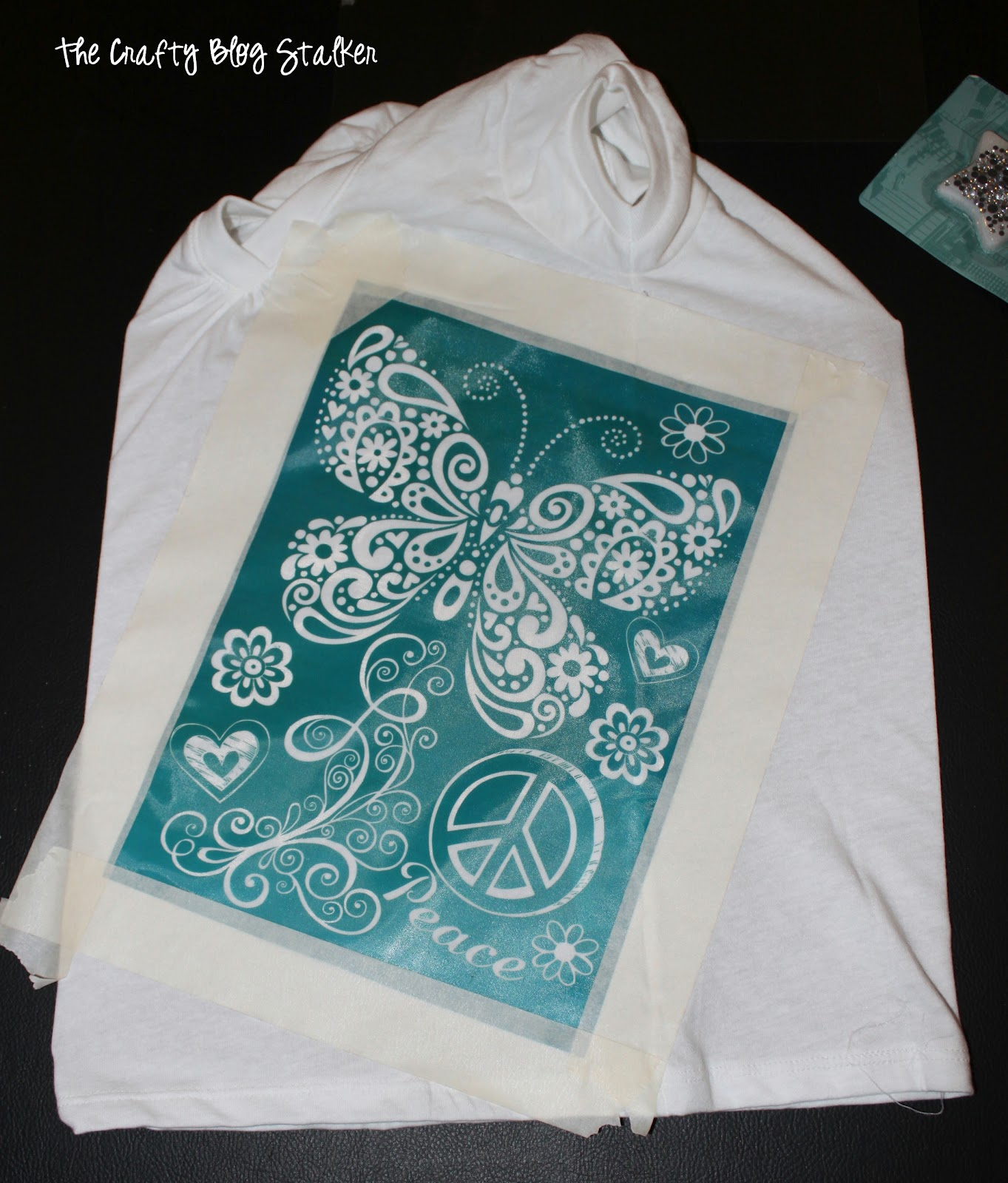 DIY TShirt Screen Printing - The Crafty Blog Stalker