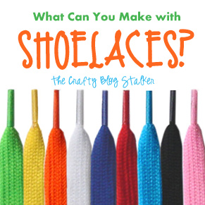 Shoelaces are great for tying your shoes but can be used for so much more! This collection of ideas for shoelaces will amaze you will all of their uses.