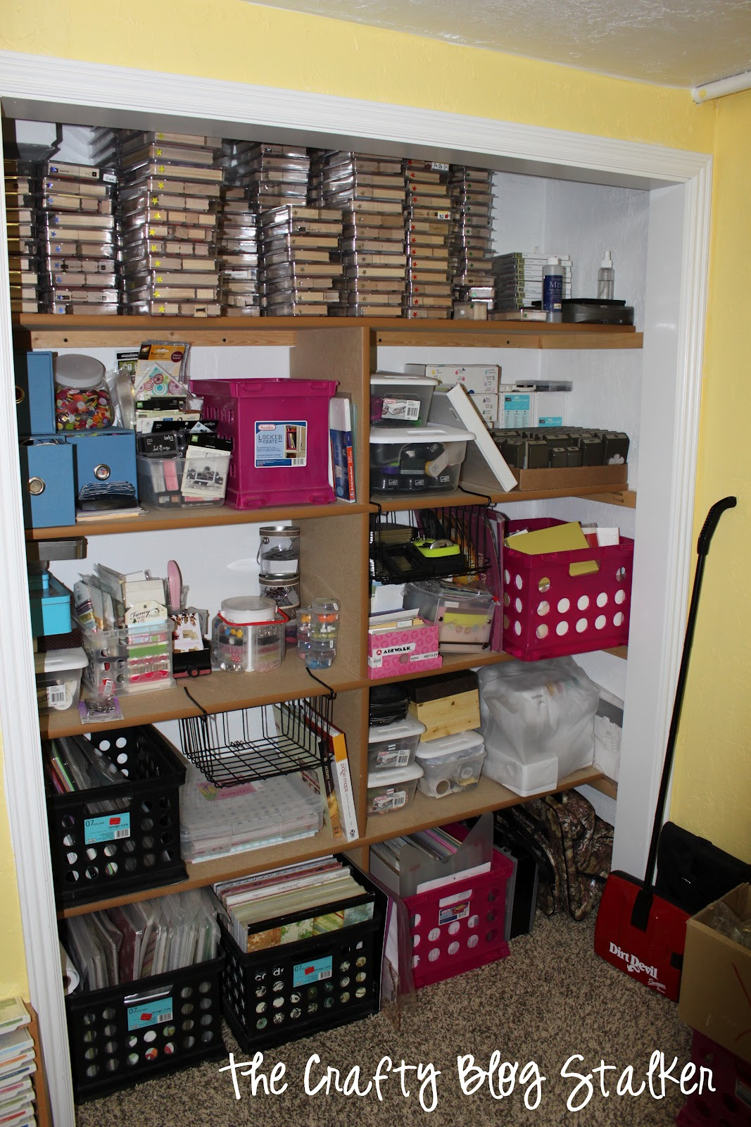 storage solutions in my craft room the crafty blog stalker