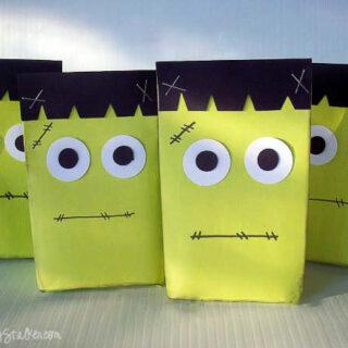 frankenstein goodie bags 10