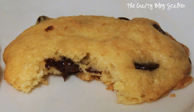 Orange Chocolate Chip Cookie Recipe