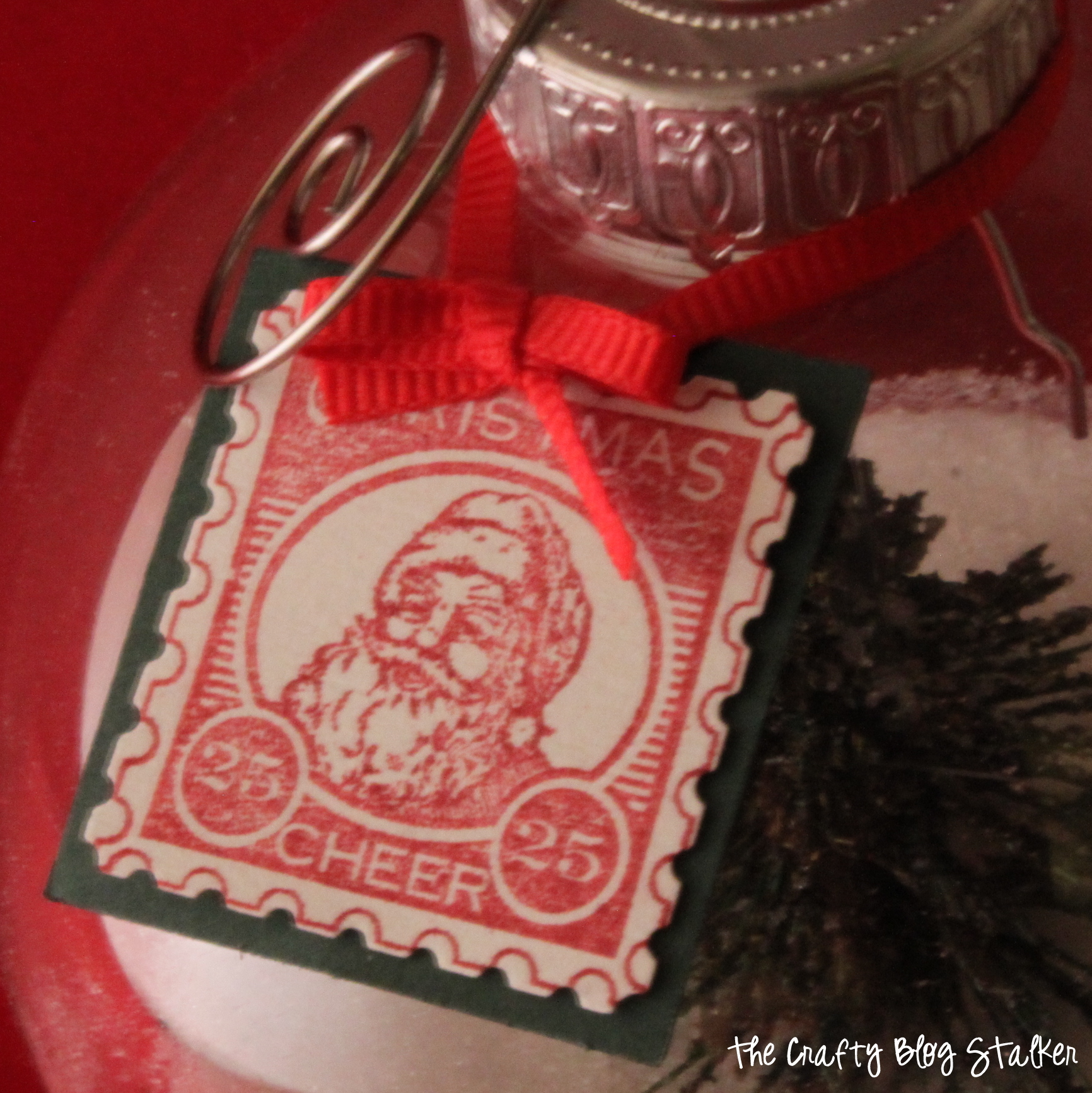 Make a beautiful Christmas Tree Snow Globe to hang on your tree this year. A keepsake ornament that you can enjoy year after year, and you made it, making it even more special!