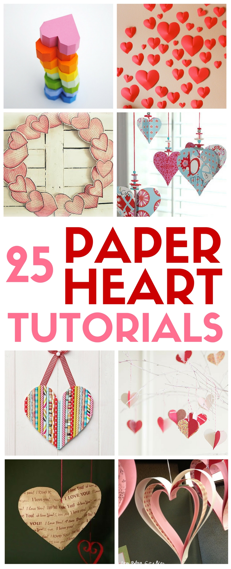 valentine craft ideas 25 paper project tutorials the crafty stalker 3166