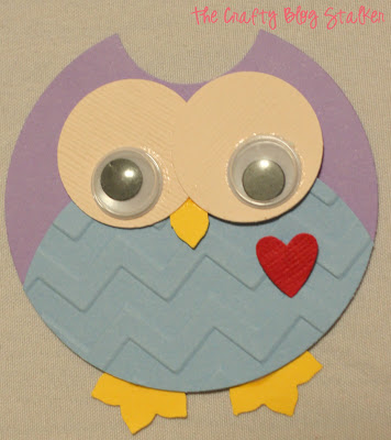 How to Make Cute Owl Punch Art | Easy DIY Craft Tutorial Idea | Cardstock | Card Stock | Paper Punches | Paper Crafting | Owl | Owls | Googly Eyes
