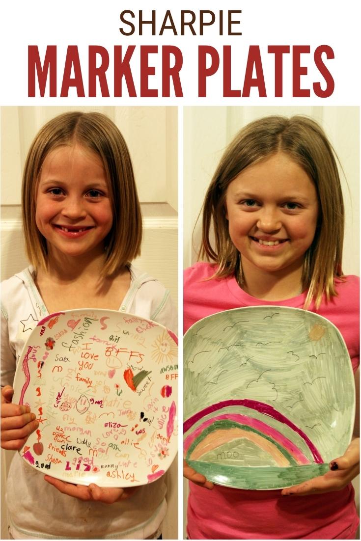 sharpie plates 3