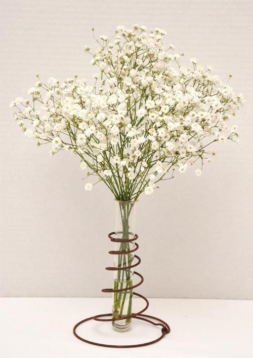 Vintage Spring Vase