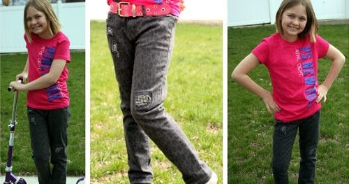 Bling Your Jeans