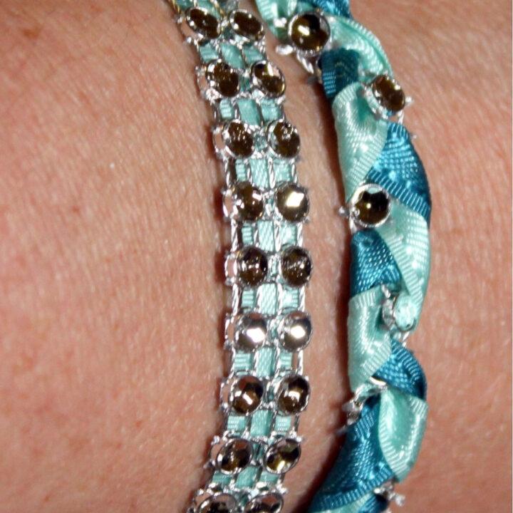 bling on a roll bracelets 1