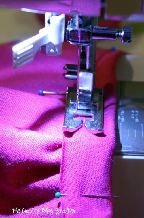 Shirt Skirt | How to Sew | T-shirt Refashion | Easy Sew Tutorial | Handmade | DIY