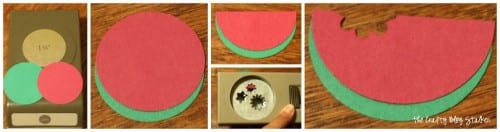 Watermelon Treat Bag | Gift Giving | Sizzix Big Shot | Paper Crafting | Candy Treats | Summer Crafts | Easy DIY Craft Tutorial Idea