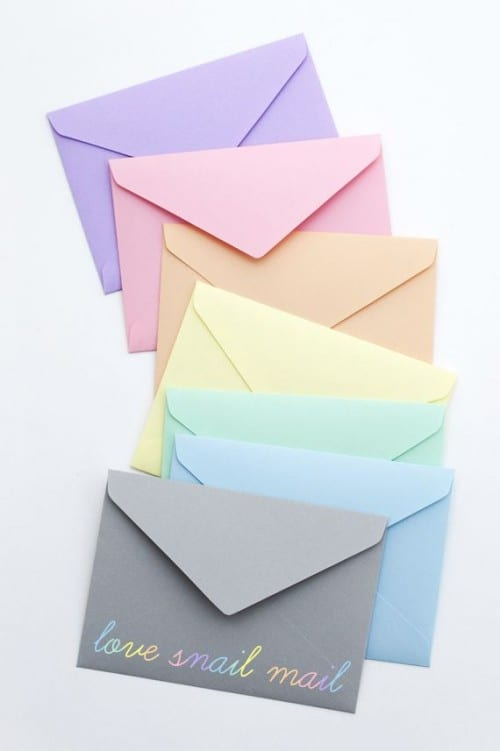 image of Envelope Templates