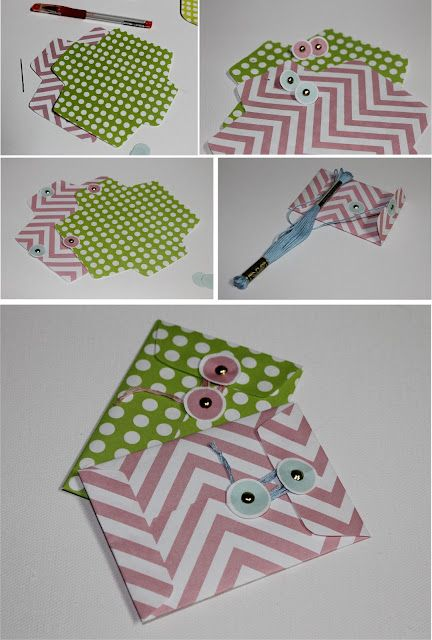 image of trendy Envelopes for Spring