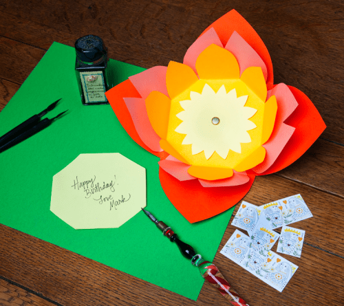 image of Blooming Envelopes