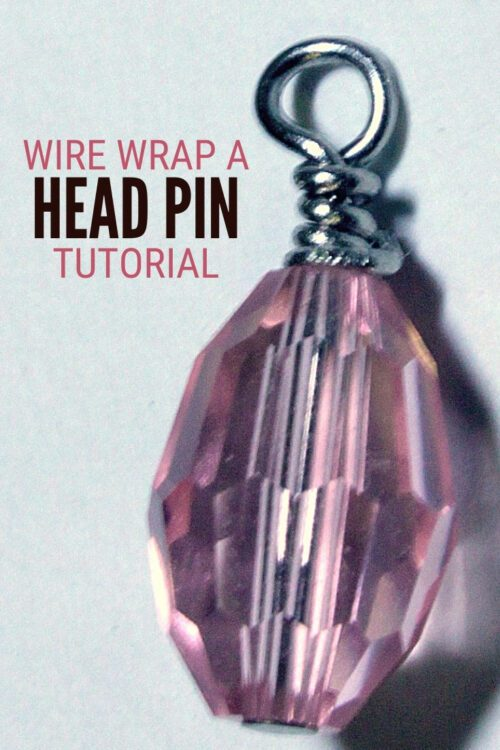 Wire Wrap Head Pin 9