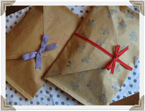 image of Envelope Wrapping