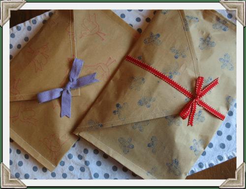 Bild der Umschlagverpackung