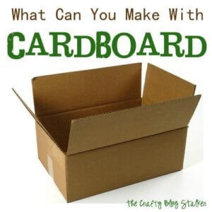 Cardboard isn't trash! Upcycle and create all sorts of fun different projects. This collection of ideas will get you started. Make something awesome!