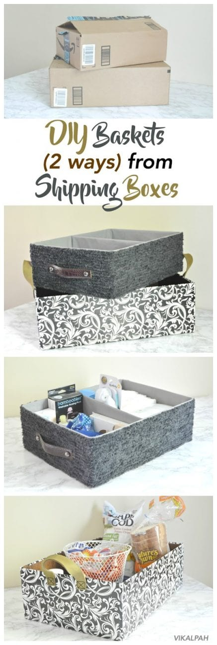 What Can You Make with Cardboard featured by top US craft blog, The Crafty Blog Stalker.