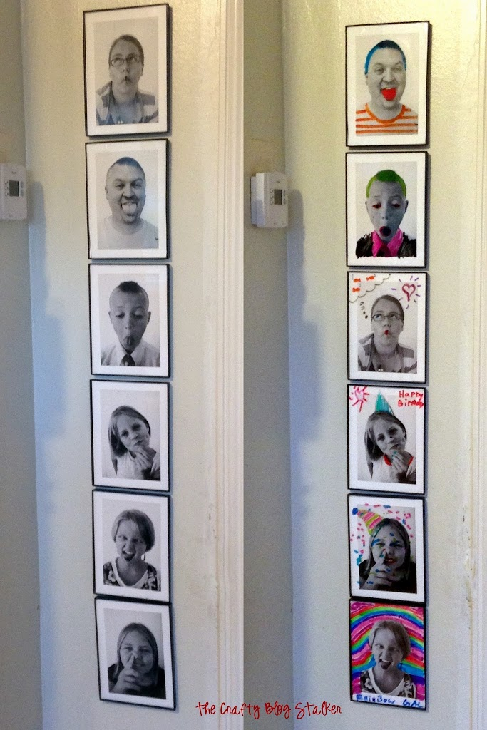 Fun Family Photography   Dry Erase Markers   Coloring   Home Decor   Kids Craft   DIY Tutorial