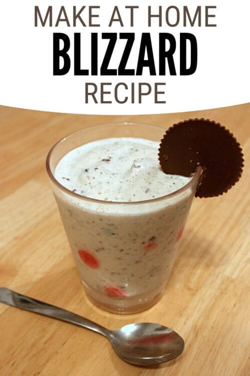 title image for how to make a blizzard at home