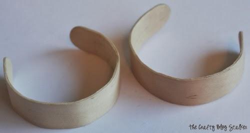 shaped napkin rings