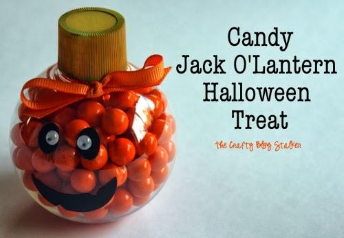 Jack O'Lantern | Halloween Treat | handmade gift | Pumpkin | DIY Craft Tutorial | Sixlets