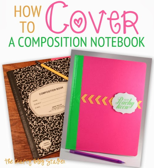 How To Cover A Notebook With Cover Paper ~ How to cover a notebook