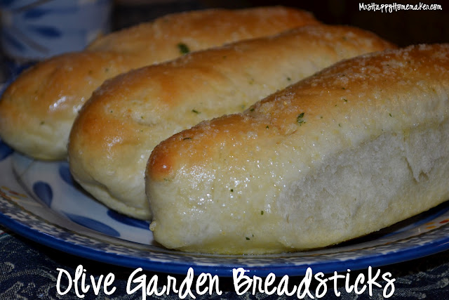 olive garden copy cat breadsticks