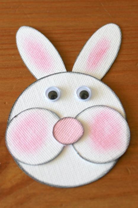 Bunny Cupcake Topper