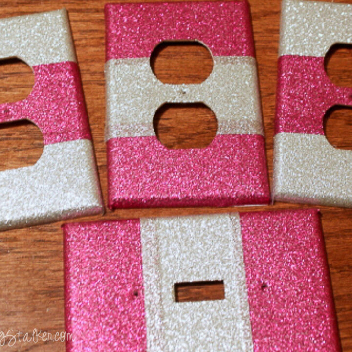 decorate light switch cover duck tape 05