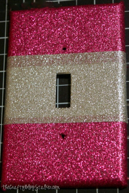 decorated light switch cover