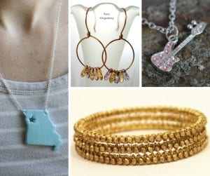 20 Beautiful Handmade Jewelry Tutorials