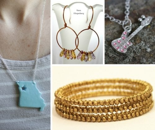 Beautiful Handmade Jewelry Tutorials | DIY Jewelry | Jewelry Ideas | Necklace | Rings | Bracelets