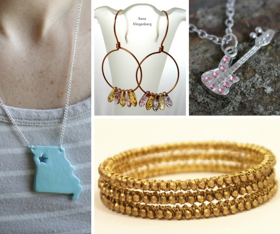 Jewelry Archives - The Crafty Blog Stalker