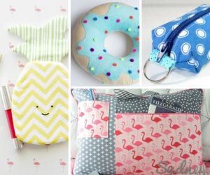 20 Fun & Fabulous Items to Sew