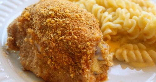 oven fried chicken thighs 12