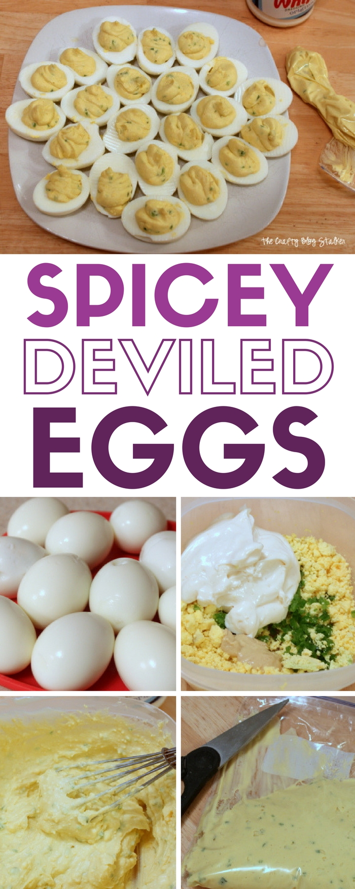Spicy Deviled Eggs | Easter Dinner | Hard Boiled Eggs | Side Dish Recipes