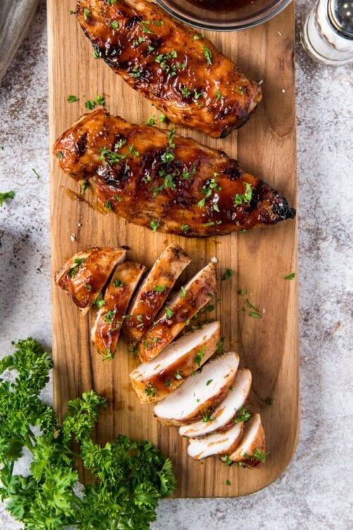 BBQ Ranch Chicken