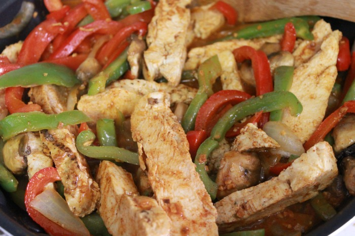 Chicken Fajita Seasoning
