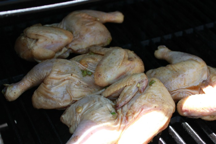 Cornish Hens Chicken Marinade